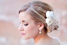 Wedding Hair syles / by Caitlin O'Hare