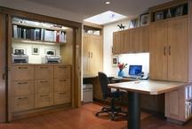 home office / by Nancy Goemans
