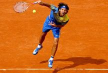 PlayTennis / the sport in the world. / by Rafael Andretti
