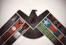 If we can't protect the world, you can be sure we'll AVENGE it. / All about the Avengers and S.H.I.E.L.D. / by Leah Kahkola