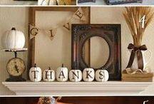 Thanksgiving 2013 / by Christine Forsythe