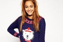 Christmas Sweaters / by Fashion Gone Rogue