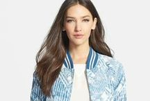 Bomber Jackets / by Fashion Gone Rogue