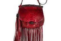Fringe Handbags / by Fashion Gone Rogue