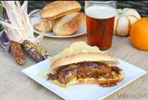 Oktoberfest / Oktoberfest is an annual bratwurst-eating and beer-drinking fest in Munich, Germany. Celebrate all month long with these recipes that you can make at home. / by SheKnows