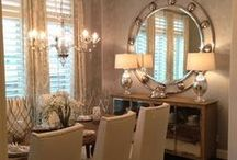 Dining rooms I love