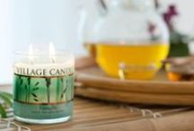 DECORATING WITH FRAGRANCE / ELEGANT LASER ETCHED SNOWFLAKE PILLAR CANDLES