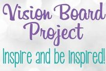 Vision Board Project / Join women just like you! Let's co-inspire and co-create the ultimate virtual vision board!