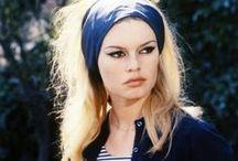 Brigitte Bardot / by Fashion Gone Rogue