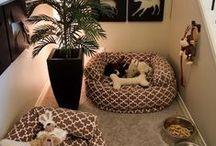Dog corner design