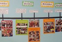 Kindergarten: Back to School Beginning of the Year / This back to school board includes ideas, activities, and resources for the beginning of the kindergarten year.