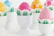 Happy Easter et p'tits bunnies