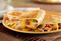 Quick and Easy Quesadillas