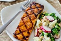 Go Fish / by Food & Nutrition Magazine
