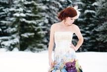 Dress detail (wedding) / Wedding dresses - bridal dresses