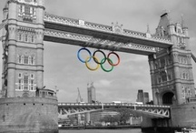 Olympic Fever!  / It's the OLYMPICS!!! Go USA!  Higher. Faster. Stronger. / by Becky Lauridsen