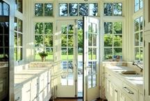 dream kitchen / by Andrea Warner
