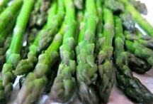 ASPARAGUS.  / Asparagus & what to do with it. / by Andrea Hyland