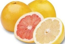 GRAPEFRUIT.  / Grapefruit how to grow it & what to do with it. :) / by Andrea Hyland