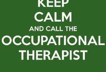 Occupational Therapy / My career / by Laura Houle