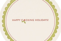 Holidays / by Laura Houle