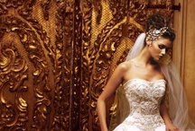 Gold Wedding Detail / Gold wedding ideas including bespoke wedding stationery