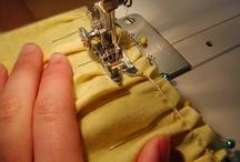 Sew - technique
