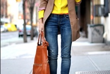 Autumn/fall and spring outfits / by Stavrula