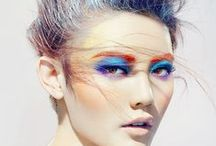 MAKEUP / Facial artistry. / by Magenta Love
