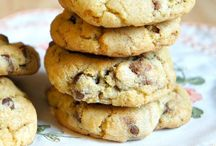 Cookies, bars and candy / by Andrea Grau