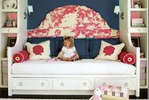 Girls Bedroom / by Amy Fontaine