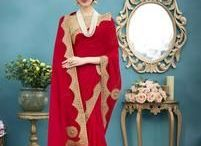 Ravishing Red / Vibrant #Red coloured #sarees. A must have for all the Indian woman.