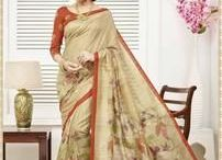Bhagalpuri Saree / Yellowfashion.in brings you bhagalpuri material sarees from the state of purest river.