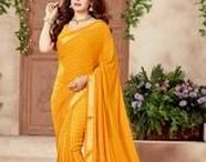 Yellow Sarees / Different colours for every function.Check out the #yellow #saree collection from #yellowfashion.