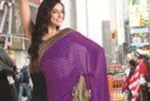 Gauri Collection / Check out our all new Gauri collection for casual sarees from Yellowfashion.in