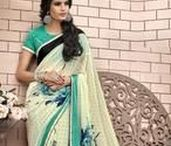 Office wear Sarees & Suits / Now wasting time in deciding what to wear to office tomorrow is no more a tension. Check out the latest office wear collection of Yellowfashion.in