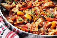 Sizzling Skillets / Bring some zest into your life with these many mouthwatering skillet recipes.