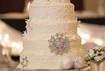 Winter Wedding Cake Inspiration / by Highlands Country Club