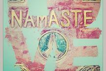 Namaste / by Nina