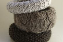 Knit - womans accessories