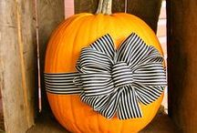 Halloween & Fall / Anything and everything fall and halloween related / by Taylor Grant