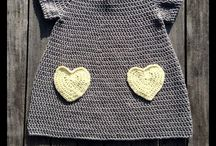 Crochet - kids clothes