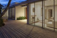 Single Storey Style Ideas / Ideas for single storey living without a pensioner in sight.