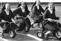 Nuns Nonnen