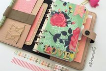Planners & Journal's / by Theresa Macias -Designer, Planner, Business Owner