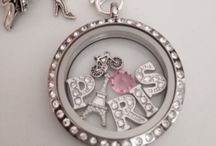 Origami Owl Jewelry / by Theresa Macias-Designer, Planner, Business Owner