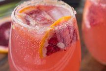 Drinks / Drinky time inspiration!