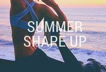 Summer Shape Up / Try these exercises and tips for a healthy summer! / by iFit