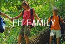 Fit Family / Fun, active, and creative ideas for the whole family! / by iFit