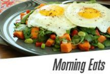 Morning Eats / Try our divine breakfast recipes. / by iFit